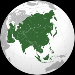 Банкноты Азии