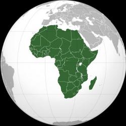 Банкноты Африки