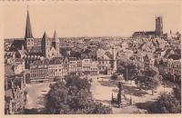 Открытка почтовая Бельгия 1956 год
