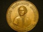 Медаль Ломоносов Михаил Васильевич