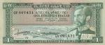 1 доллар 1966 год ЭФИОПИЯ