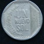 1 новый соль 2000 год